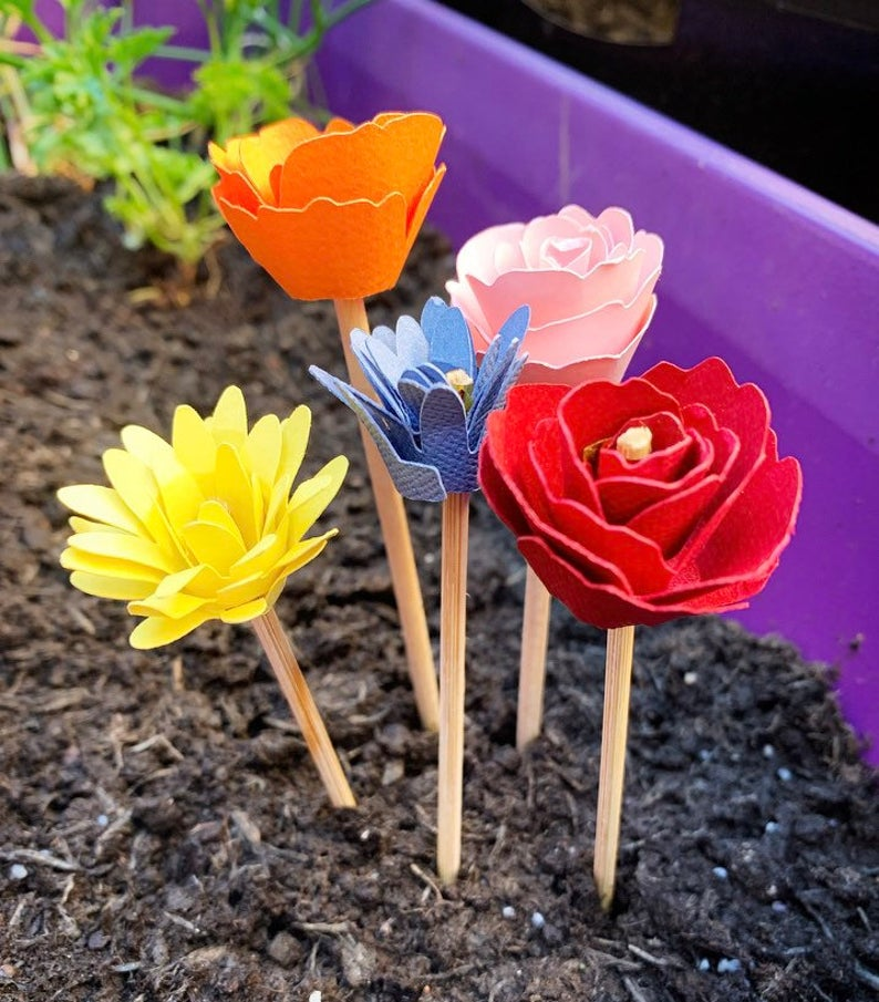 make your own flowers pack